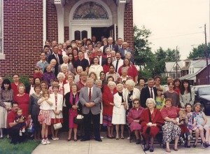 1980s Church Picture