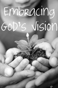 Embracing God's Vision - Logo 1