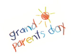Grandparents Day Logo